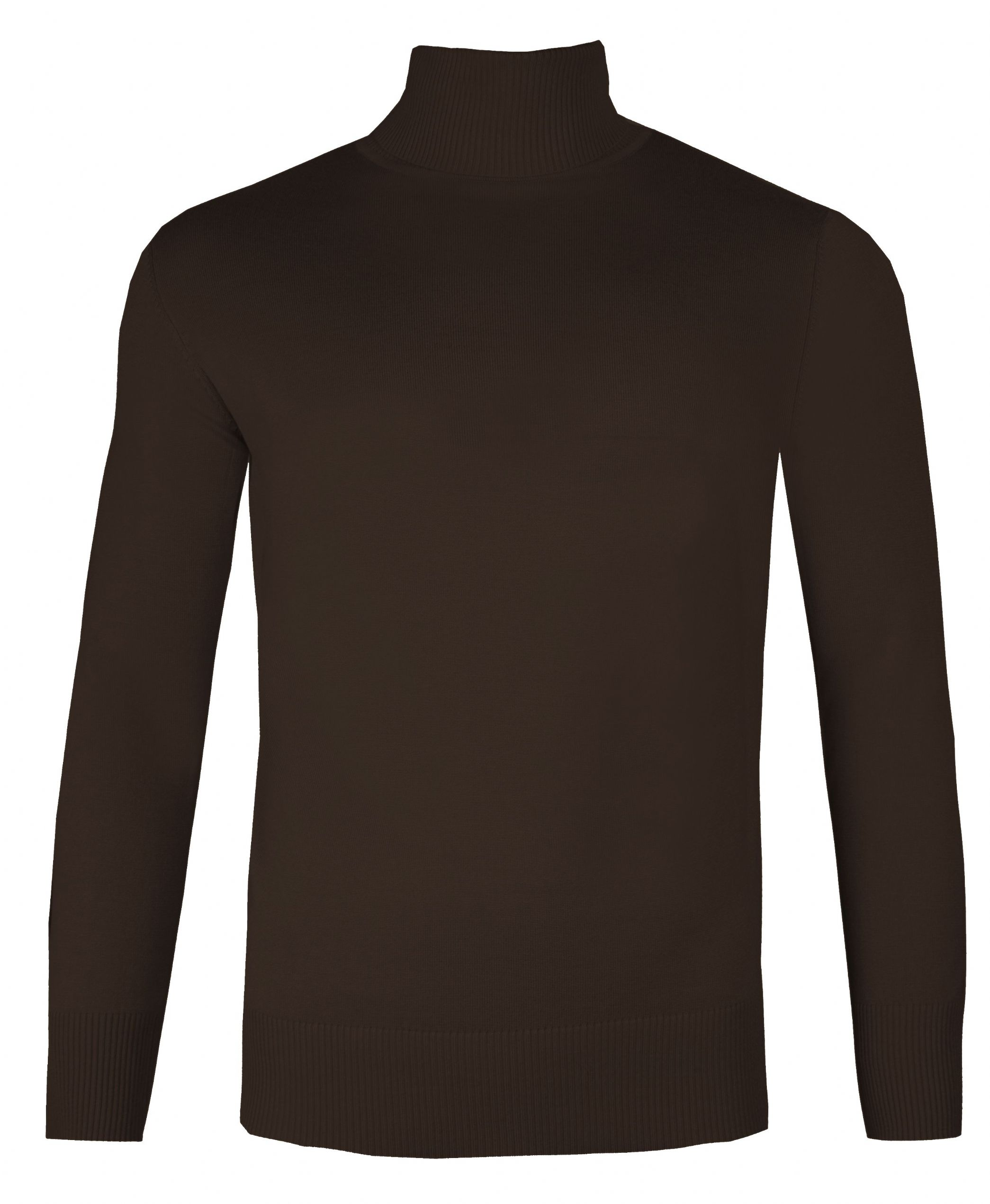 Mens Fine Knit Roll Neck Jumpers